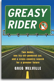 Greasy Rider Book Cover